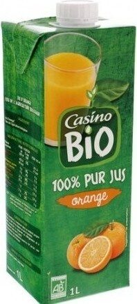 100% Pur jus orange - Producto - fr