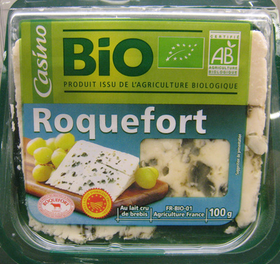Roquefort AOP - Produit - fr
