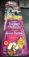 Grana Padano AOP 200g Casino Saveurs d'Ailleurs - Produit - fr