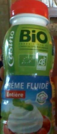 Crème Fluide Entière - Product - fr
