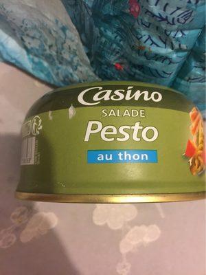 Salade pesto au thon - 1
