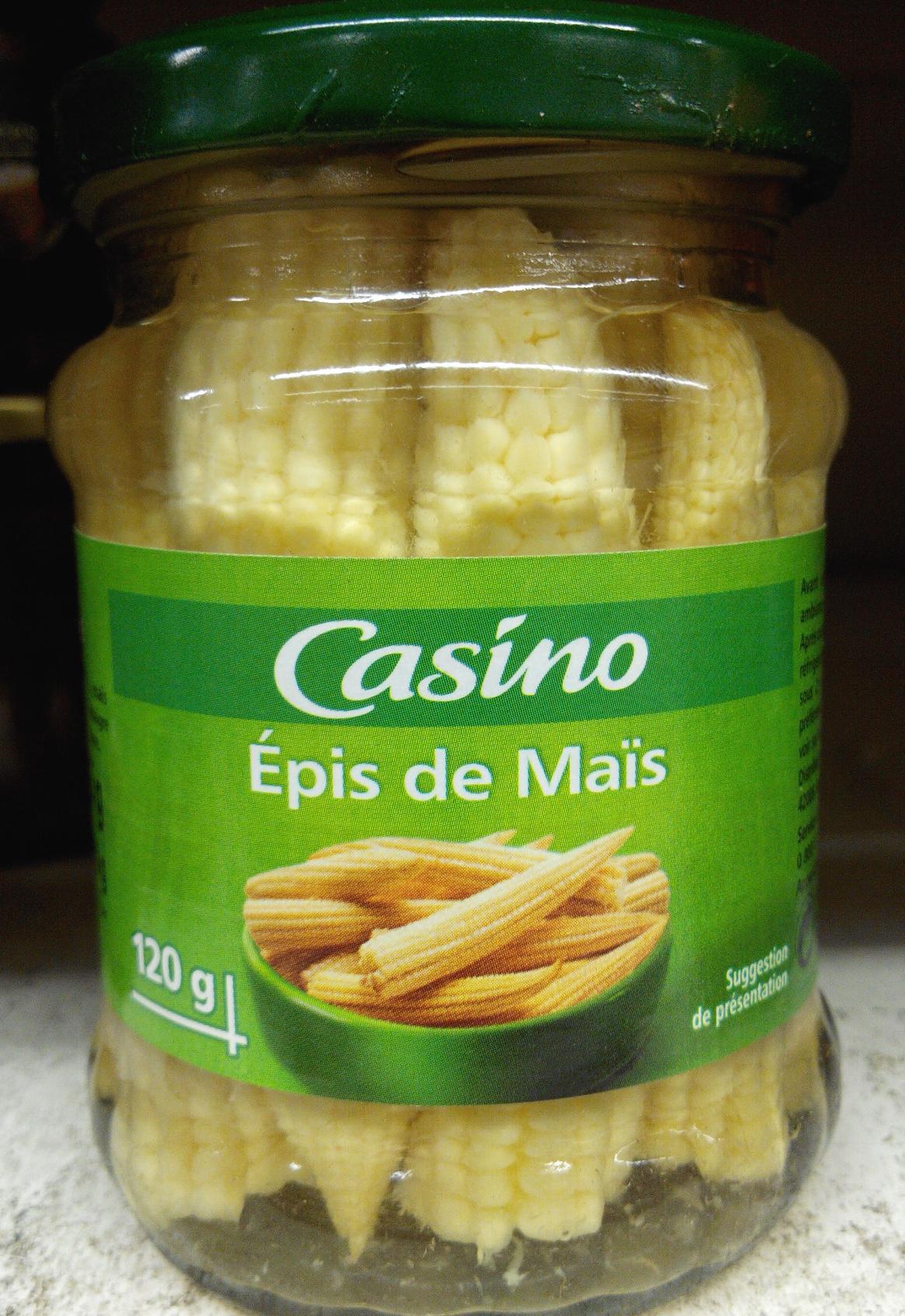 Epis de Maïs - Product - fr