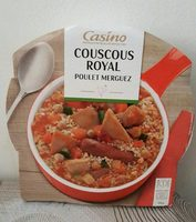 Couscous royal poulet merguez - Product