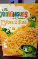P'tites Billes Miel - Product - fr