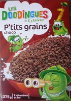 P'tits grains choco - Produit - fr