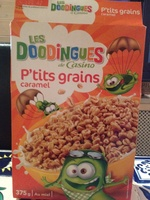 P'tits grains caramel - Produit