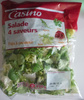Salade 4 saveurs (4 portions) - Product