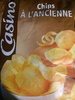 Chips à l'ancienne - Prodotto