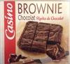 Brownie familial chocolat et pépites de chocolat - Produit