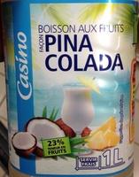 Boisson façon Pina Colada - Produit - fr