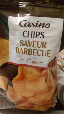 Assortiment de chips saveurs Barbecue, Moutarde, Bolognaise - Product