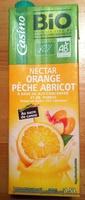 Nectar Orange Pêche Abricot - Product - fr
