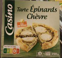 Tarte Epinards Chèvre - Produit - fr