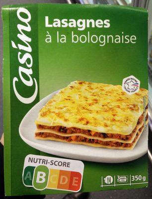 Lasagnes Bolognaise - Prodotto - fr