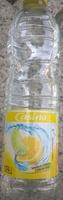 Eau aromatisé citron citron vert - Product