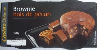 Brownie noix de pécan - Product - fr