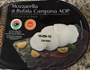 Mozzarella Di Bufala Campana AOP - Tressée à la main - Produit