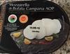 Mozzarella di Bufala Campana AOP - Produit