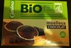 MOELLEUX  AU CHOCOLAT 200g - Produit issu de l'Agriculture Biologique - Product