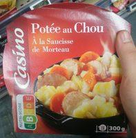 Potée au choux à la saucisse de Morteau - Produit - fr