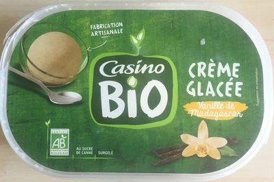 Crème glacée Vanille de Madagascar bio - Product
