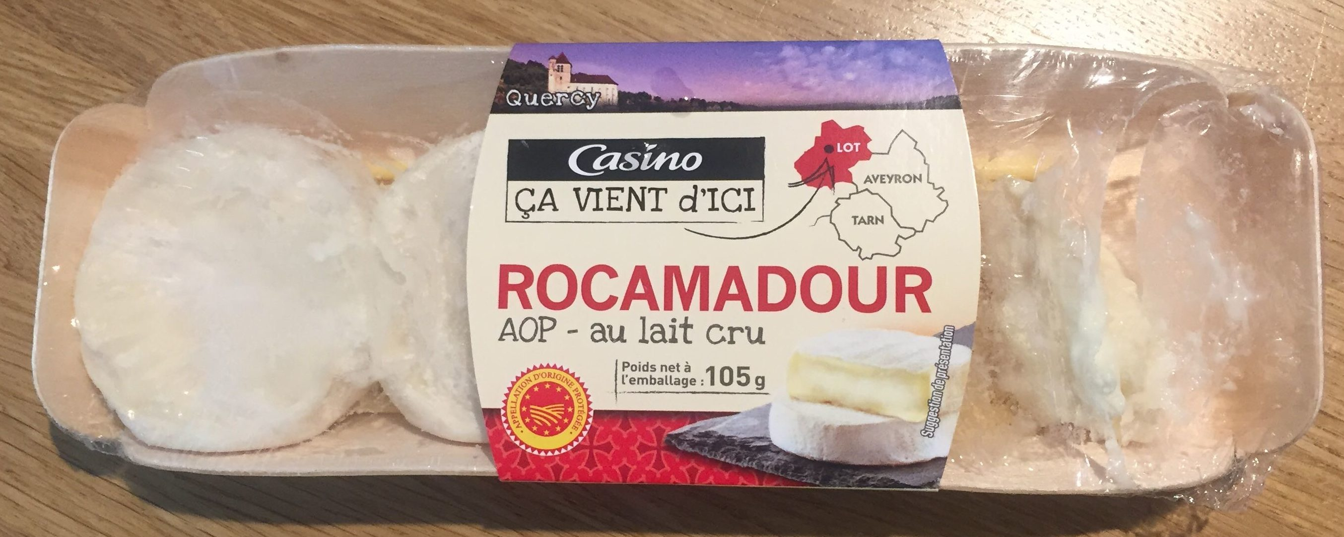 Rocamadour - Product - fr