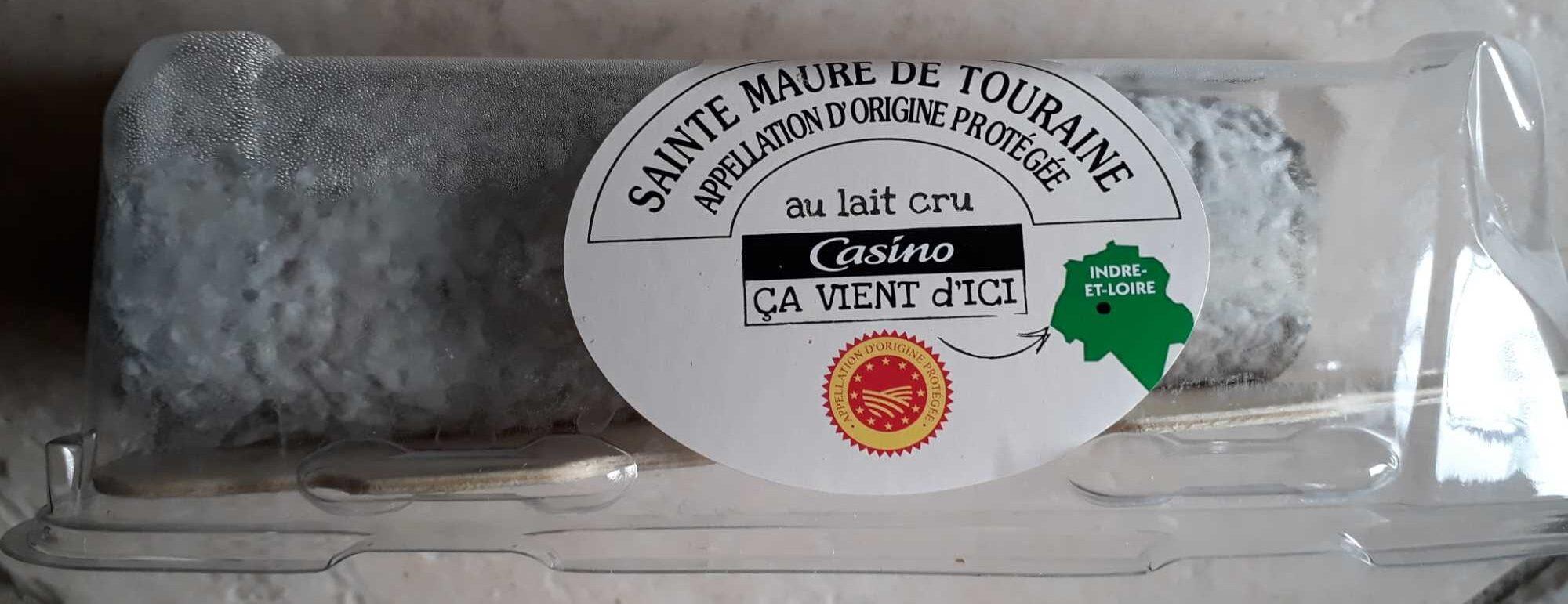 Sainte-Maure de Touraine - Appellation d'Origine Protégée - au lait cru - Product - fr