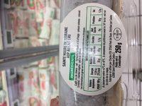 Sainte-Maure de Touraine - Appellation d'Origine Protégée - au lait cru - Ingrediënten - fr