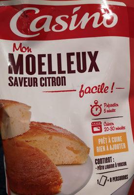 Mon moelleux saveur citron facile - Product - fr