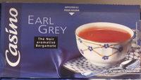 Thé Earl Grey - 25 sachets fraîcheur - Product