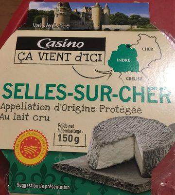 Selles-sur-Cher - Appellation d'Origine Protégée - Au lait cru - Product - fr