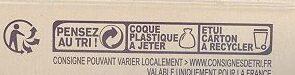 Selles-sur-Cher - Recyclinginstructies en / of verpakkingsinformatie - fr