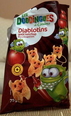 Diablotins goût Ketchup - Product