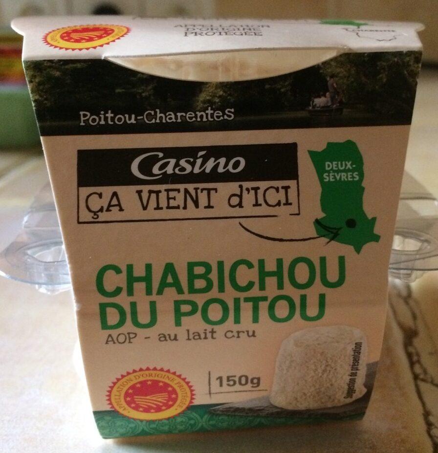 Chabichou du Poitou AOP - Produit - fr