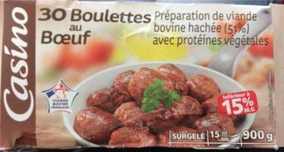 Boulettes au boeuf VBF 15% - Product