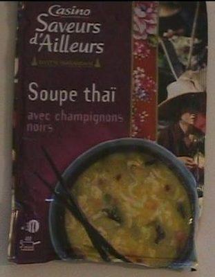 Soupe déshydratée à cuire THAI - Product