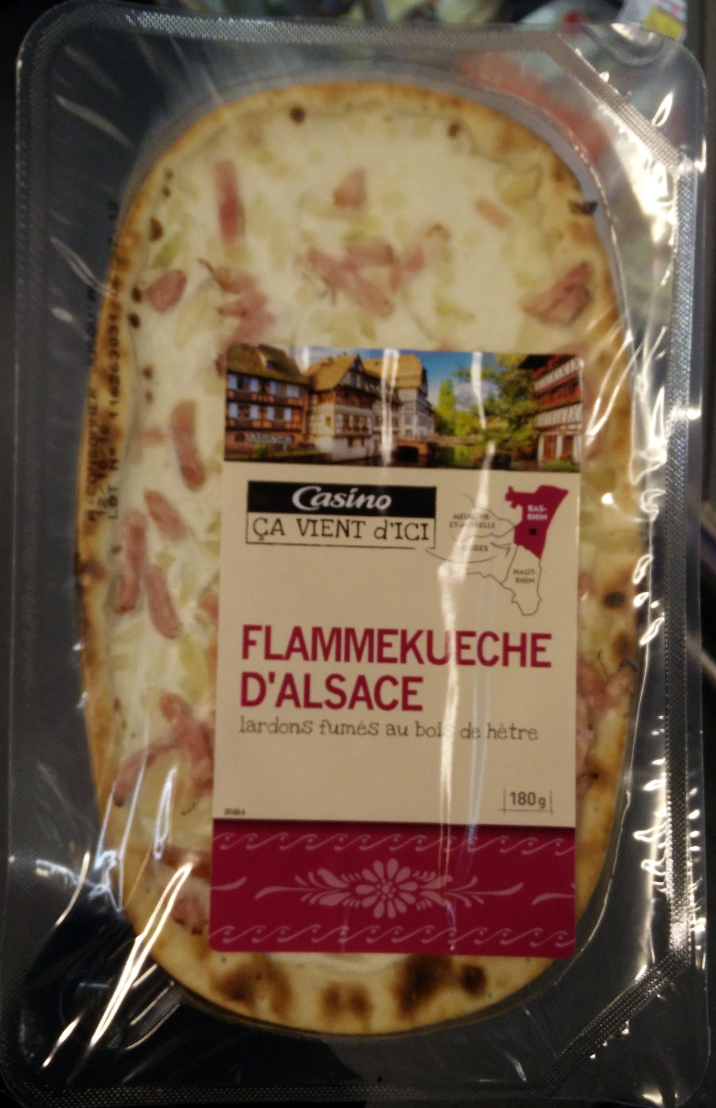 Flammekueche - Produit