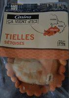 2 Tielles sétoises - Product - fr