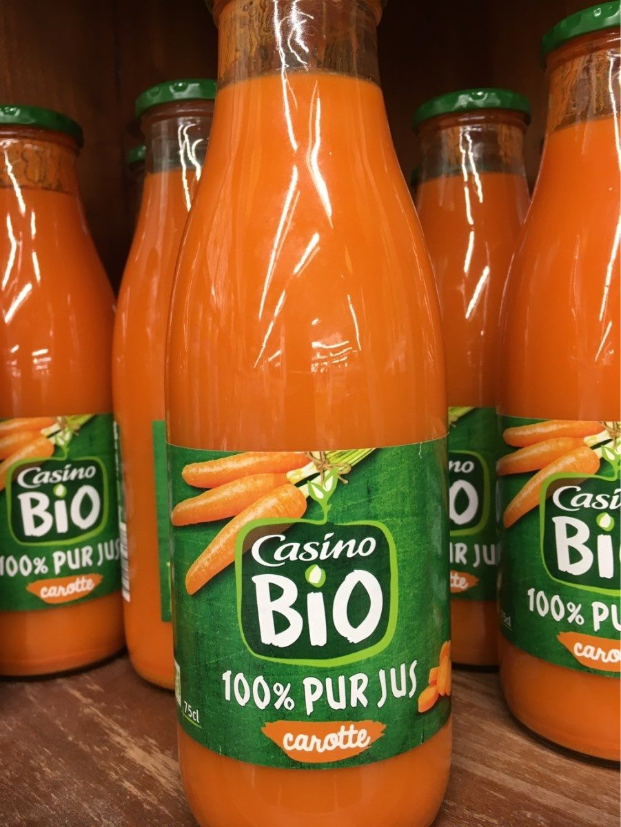 100% Pur Jus Carotte - Product