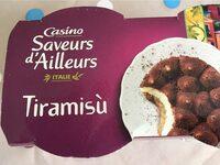 Tiramisu - Product