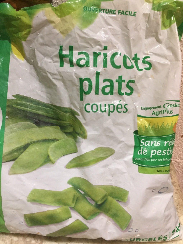 Haricots plats coupés - Product - fr