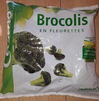 Brocolis en fleurettes - Agriplus - Product - fr