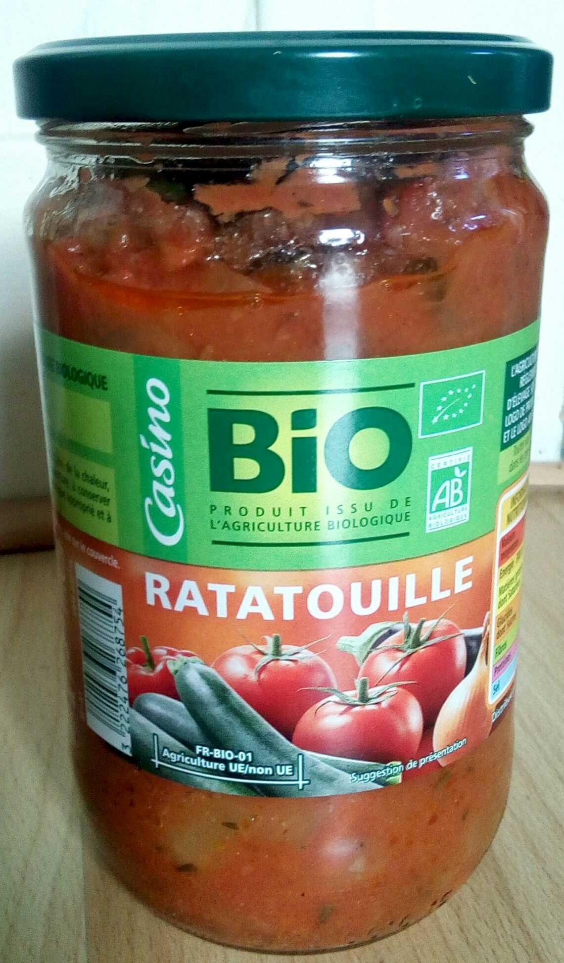Ratatouille Bio - Prodotto - fr