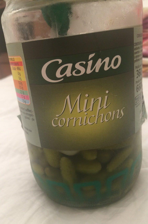 Mini-cornichons - Product
