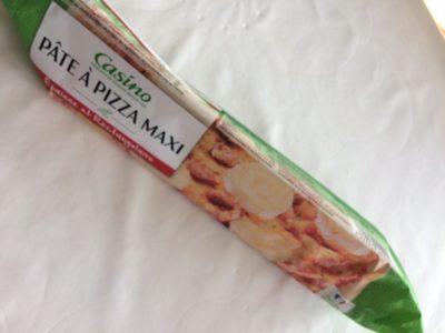 Pâte à pizza Maxi épaisse et rectangulaire - Product