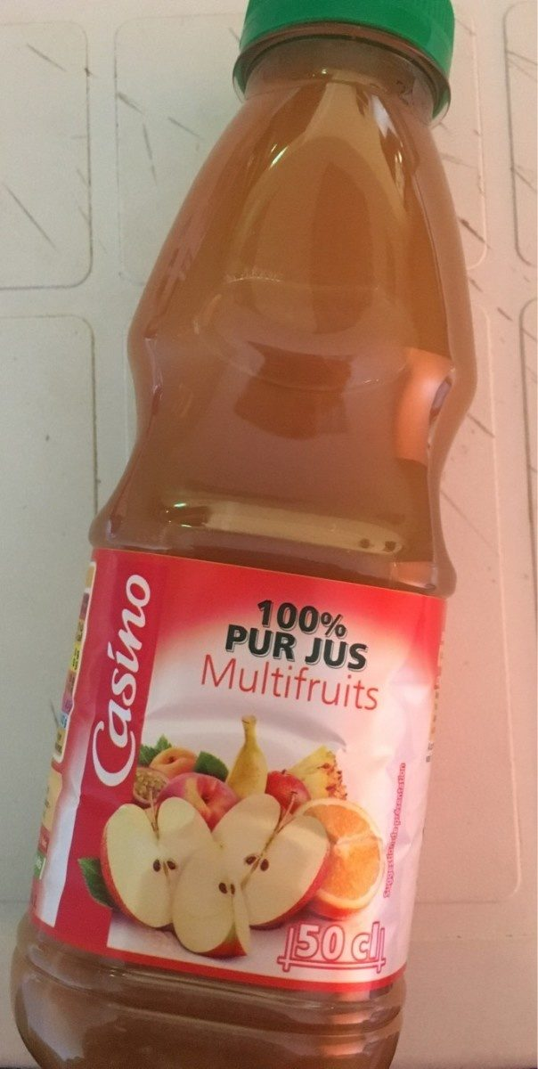 100% Pur Jus Multifruits - Product