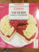 Vacherin vanille framboise - Produit