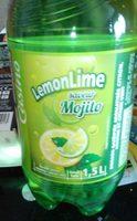 Lemonlime saveur Mojito - saveur citron, menthe, citron vert - Produit - fr