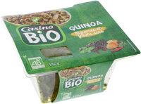 Mélange Quinoa, légumes et fruits secs Bio - Product