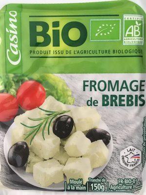 Fromage de brebis Bio - Product